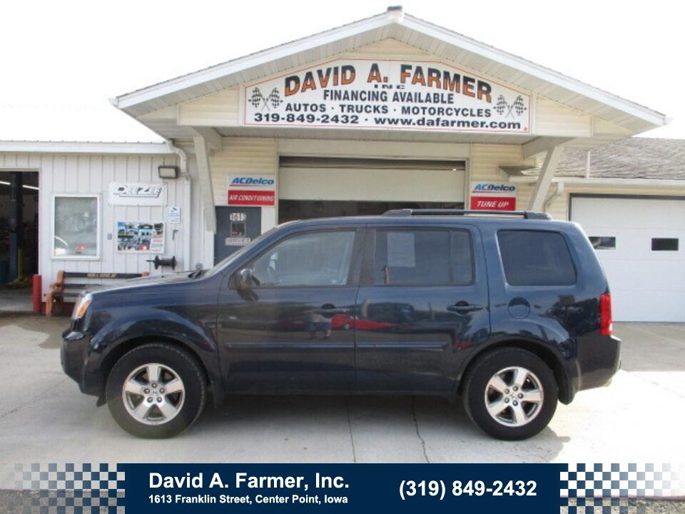 2011 Honda Pilot  - David A. Farmer, Inc.