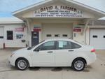2010 Ford Focus SE 4 Door**1 Owner/Low Miles**  - 4553  - David A. Farmer, Inc.