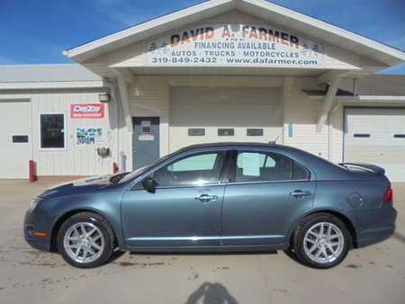 2012 Ford Fusion SEL 4 Door**Low Miles/Heated Leather/Sunroof** for Sale  - 4455  - David A. Farmer, Inc.