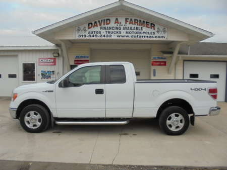 2010 Ford F-150 SuperCab XLT 4 Door 4X4**1 Owner** for Sale  - 4582  - David A. Farmer, Inc.