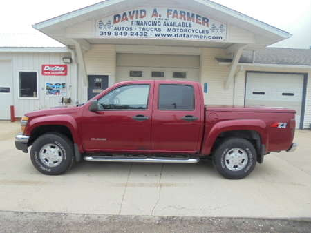 2005 Chevrolet Colorado LS Crew Cab 4X4 Z71**1 Owner/New Tires** for Sale  - 4291-1  - David A. Farmer, Inc.