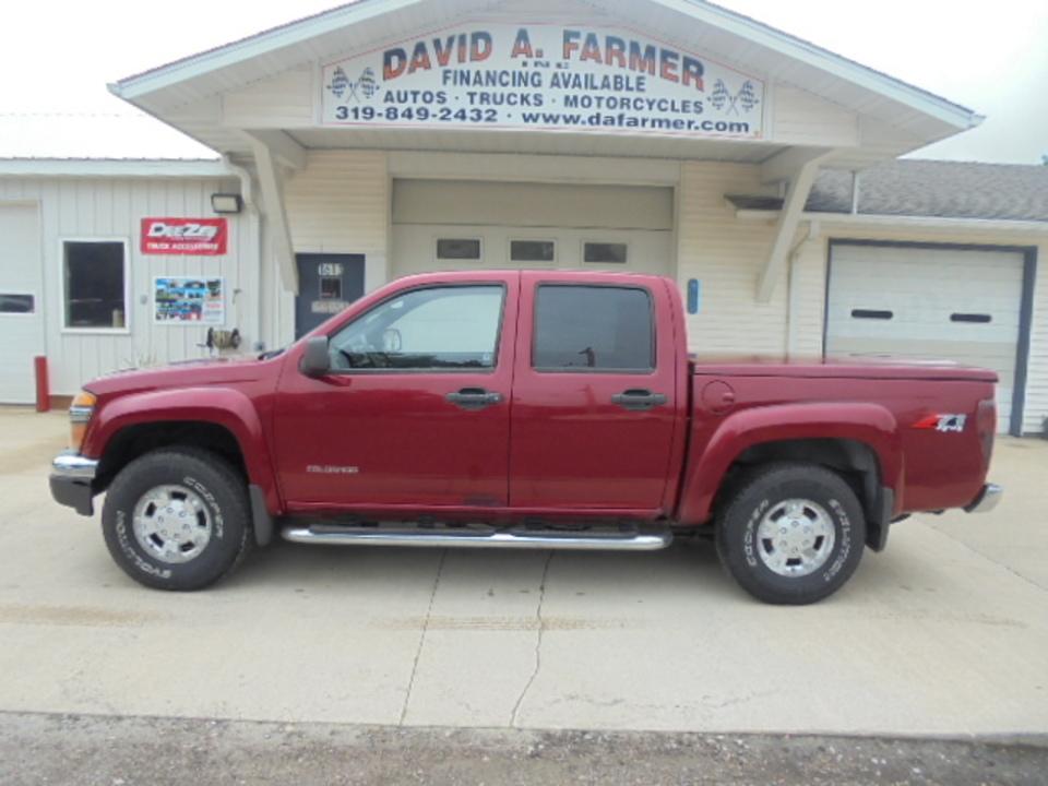 2005 Chevrolet Colorado  - David A. Farmer, Inc.