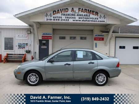 2005 Ford Focus SE 4 DoorZX4**Local Trade/Low Miles** for Sale  - 4906-1  - David A. Farmer, Inc.