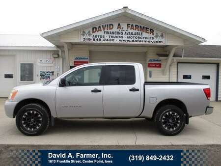 2008 Nissan Titan LE Crew Cab 4X4**1 Owner/Rust Free Southern Truck* for Sale  - 4916  - David A. Farmer, Inc.