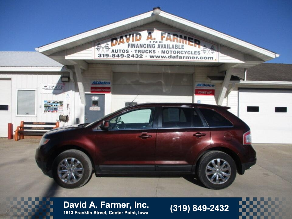 2010 Ford Edge Limited FWD**Heated Leather/Sunroof**  - 4899  - David A. Farmer, Inc.