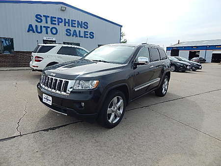 2011 Jeep Grand Cherokee OVERLAND for Sale  - 22  - Stephens Automotive Sales
