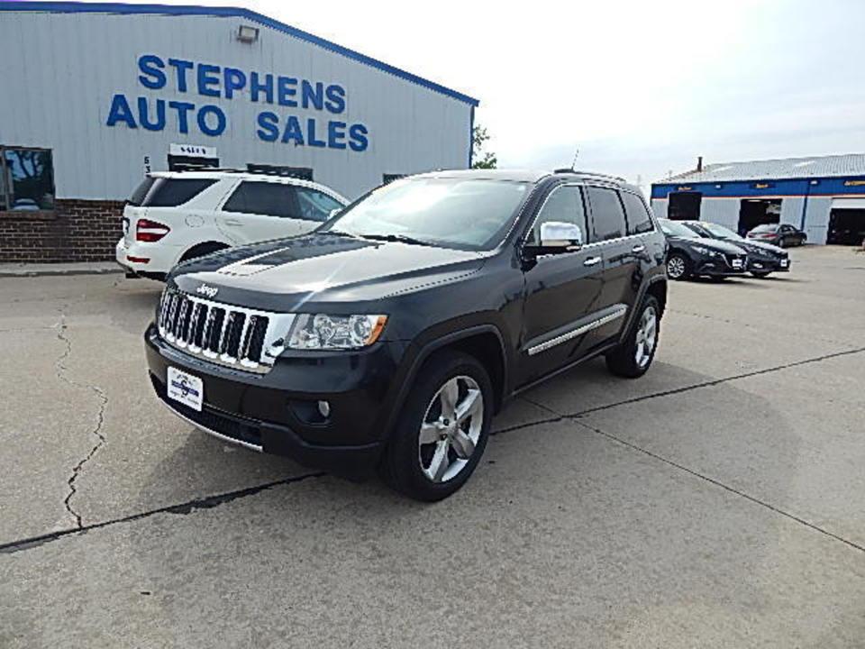 2011 Jeep Grand Cherokee  - Stephens Automotive Sales