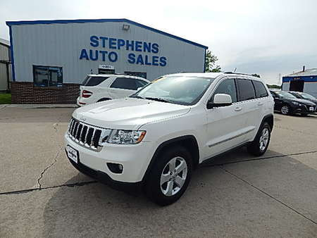 2012 Jeep Grand Cherokee Laredo for Sale  - 19  - Stephens Automotive Sales