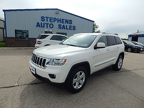 2012 Jeep Grand Cherokee  - Stephens Automotive Sales