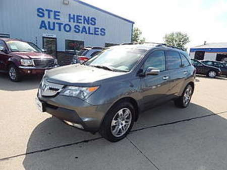 2007 Acura MDX Tech Pkg for Sale  - 29E  - Stephens Automotive Sales
