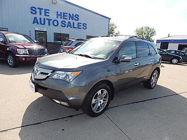 2007 Acura MDX  - Stephens Automotive Sales