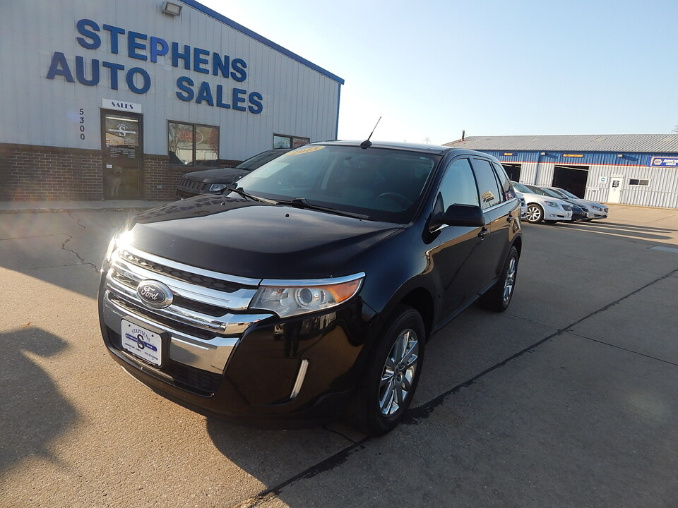 2013 Ford Edge SEL  - 9Z  - Stephens Automotive Sales