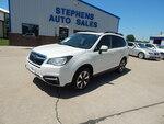 2018 Subaru Forester  - Stephens Automotive Sales
