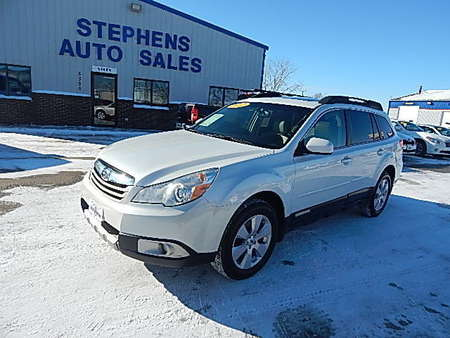 2012 Subaru Outback 2.5i Limited for Sale  - 13  - Stephens Automotive Sales