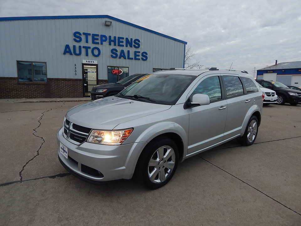2011 Dodge Journey LUX  - 12T  - Stephens Automotive Sales