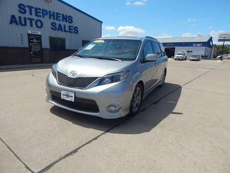 2011 Toyota Sienna SE for Sale  - 15Q  - Stephens Automotive Sales