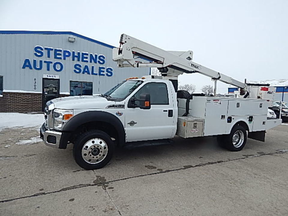 2011 Ford F-550  - Stephens Automotive Sales