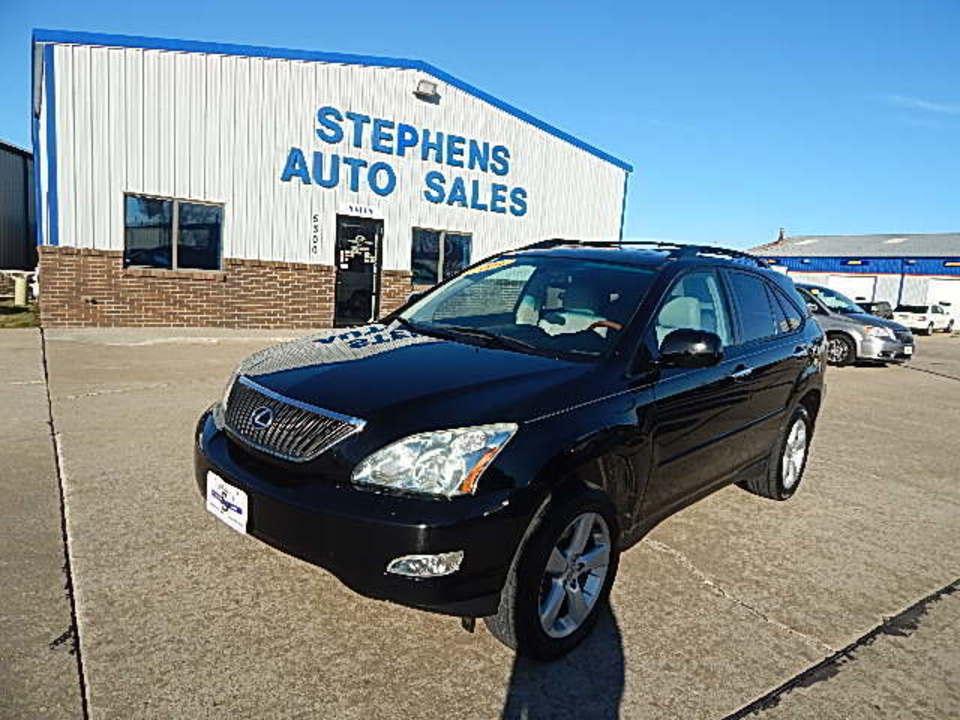 2004 Lexus RX 330  - Stephens Automotive Sales