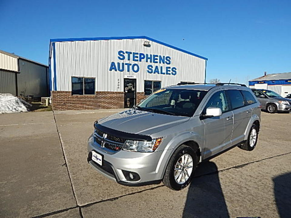 2013 Dodge Journey  - Stephens Automotive Sales