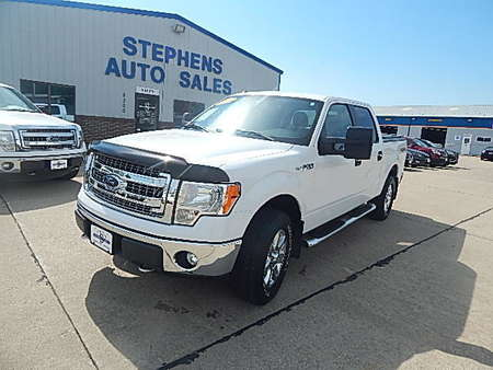2014 Ford F-150 XLT 4WD for Sale  - D77837  - Stephens Automotive Sales