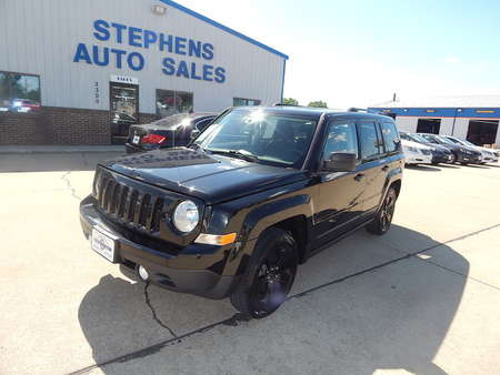 2015 Jeep Patriot Altitude Edition for Sale  - 22A3  - Stephens Automotive Sales