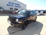 2015 Jeep Patriot  - Stephens Automotive Sales