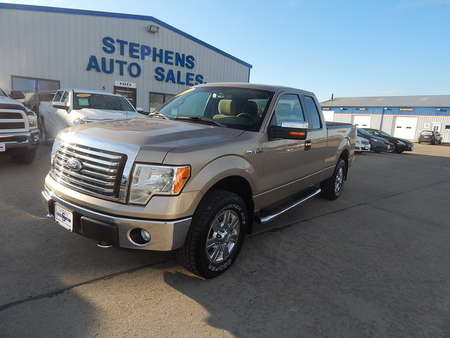 2012 Ford F-150 XLT for Sale  - D24043  - Stephens Automotive Sales