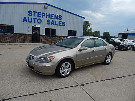 2005 Acura RL  for Sale  - 17R  - Stephens Automotive Sales