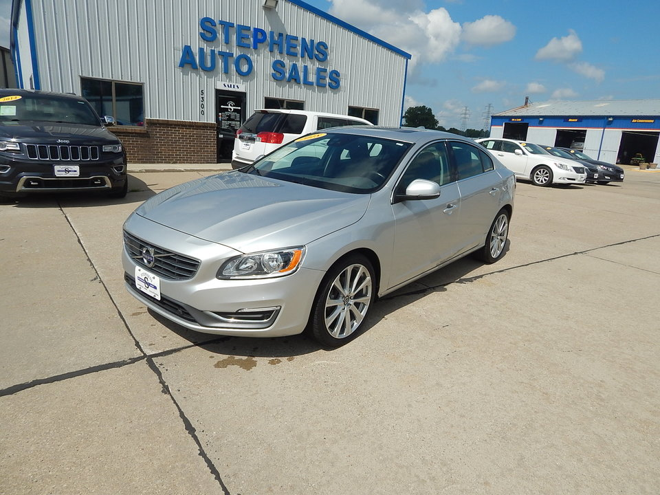 2018 Volvo S60  - Stephens Automotive Sales