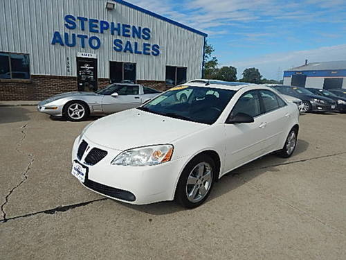 2005 Pontiac G6  - Stephens Automotive Sales
