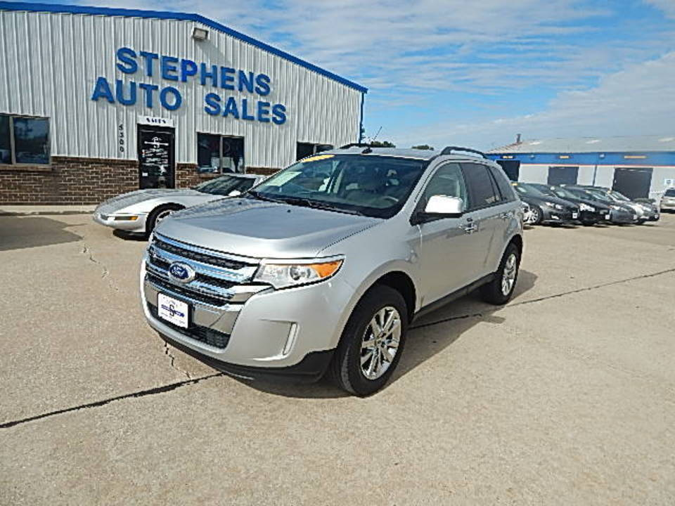 2011 Ford Edge SEL  - 24P  - Stephens Automotive Sales