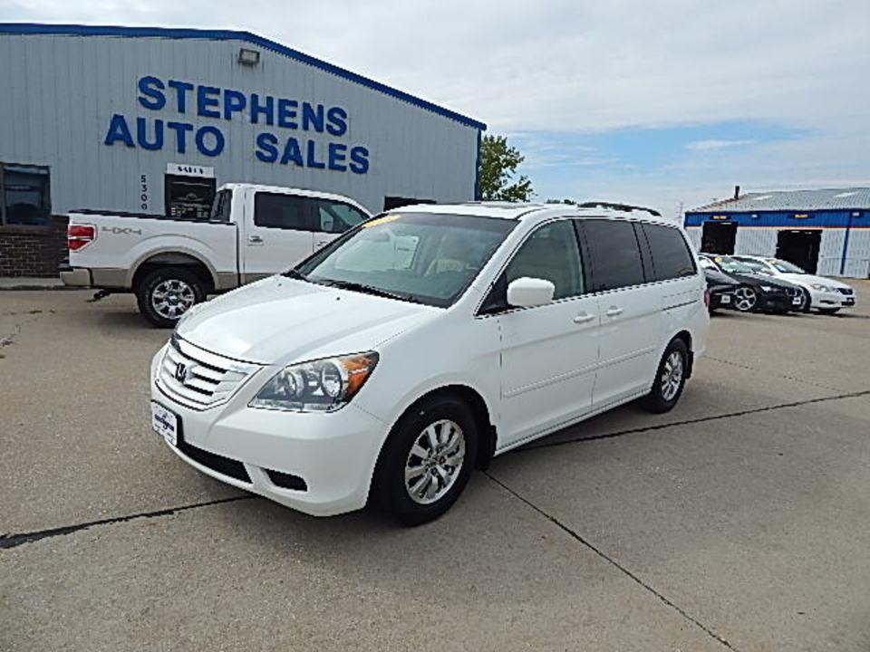2008 Honda Odyssey  - Stephens Automotive Sales