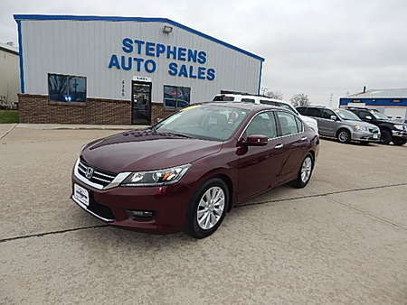 2014 Honda Accord Sedan EX-L for Sale  - 17S  - Stephens Automotive Sales