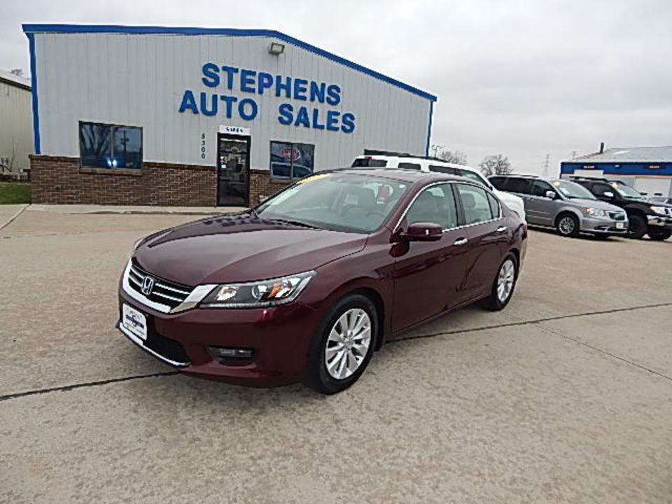 2014 Honda Accord Sedan  - Stephens Automotive Sales