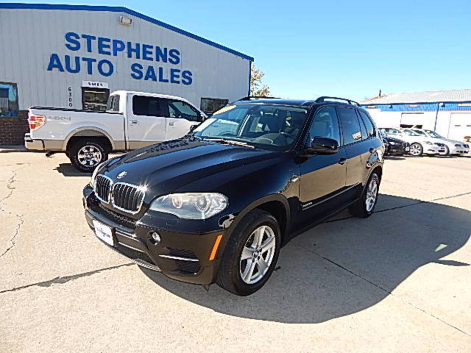 2011 BMW X5  - Stephens Automotive Sales