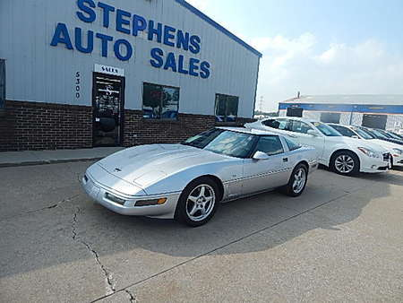 1996 Chevrolet Corvette COLLECTORS EDITION for Sale  - 18R  - Stephens Automotive Sales
