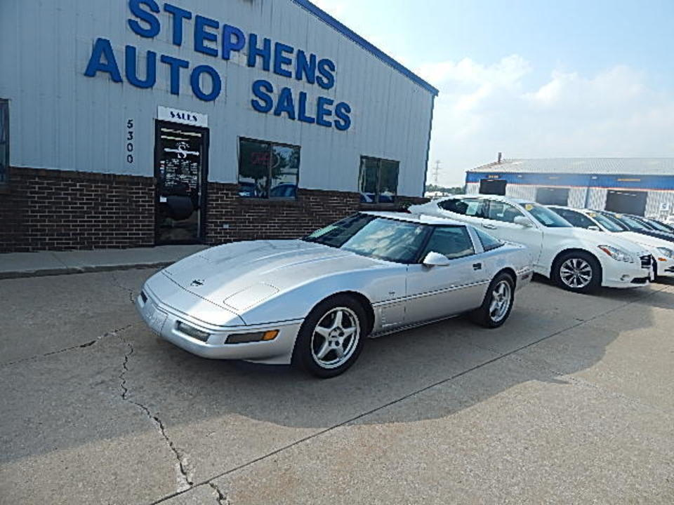 1996 Chevrolet Corvette  - Stephens Automotive Sales