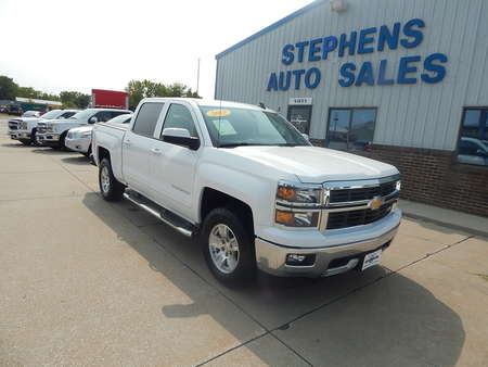 2015 Chevrolet Silverado 1500 LT for Sale  - 481000  - Stephens Automotive Sales