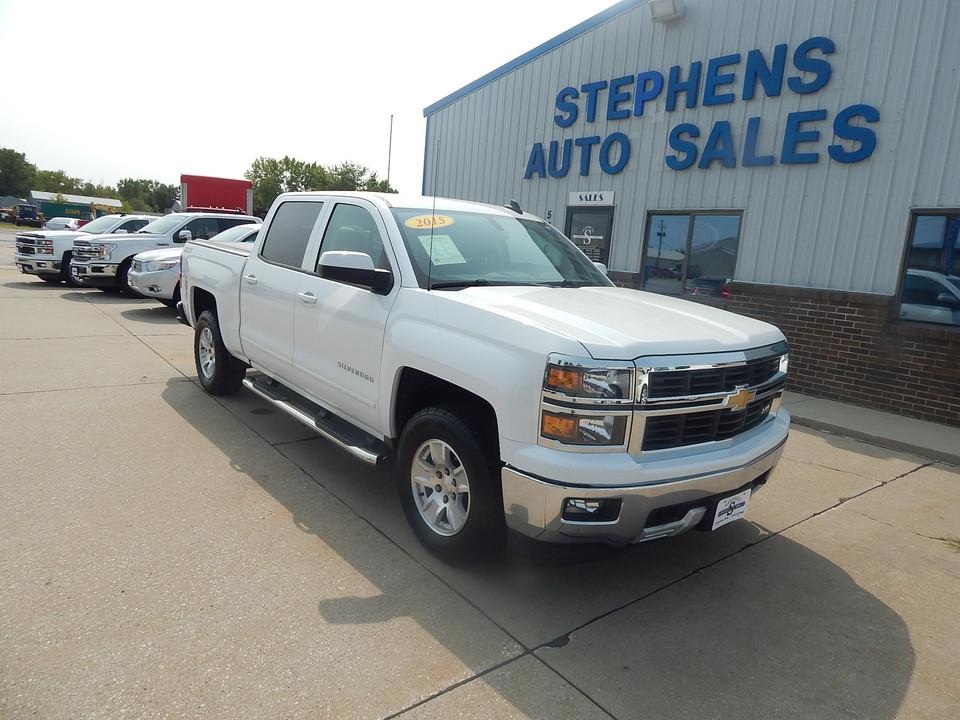 2015 Chevrolet Silverado 1500 LT  - 481000  - Stephens Automotive Sales