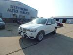2017 BMW X3  - Stephens Automotive Sales