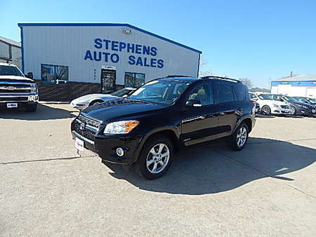 2011 Toyota Rav4 Ltd for Sale  - 8  - Stephens Automotive Sales