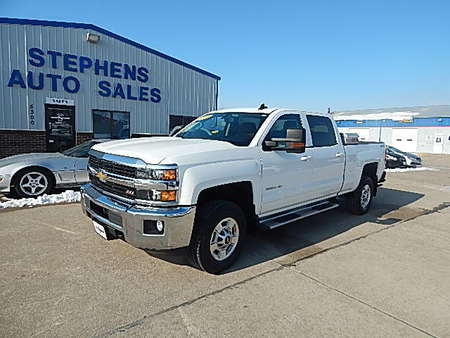 2015 Chevrolet Silverado 2500HD Built After Aug 14 LT for Sale  - 661207  - Stephens Automotive Sales