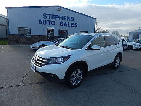 2013 Honda CR-V EX-L for Sale  - 051793  - Stephens Automotive Sales