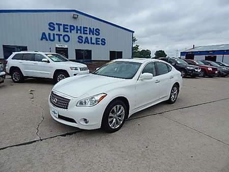 2012 Infiniti M37  for Sale  - 6S  - Stephens Automotive Sales