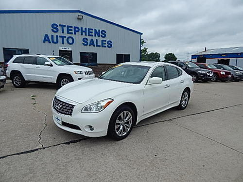 2012 Infiniti M37  - Stephens Automotive Sales