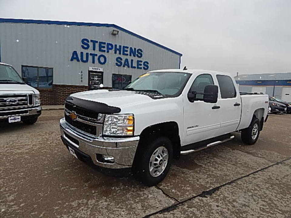2014 Chevrolet Silverado 2500HD LT  - 162432  - Stephens Automotive Sales