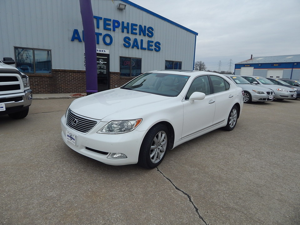 2008 Lexus LS 460  - 7Z  - Stephens Automotive Sales
