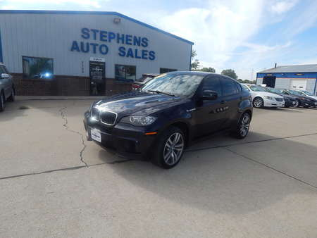 2012 BMW X6 M M SERIES for Sale  - 2V  - Stephens Automotive Sales