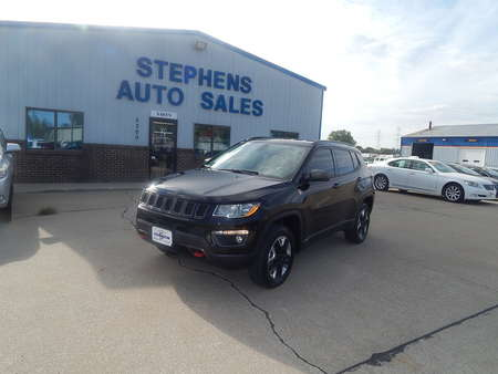 2018 Jeep Compass Trailhawk for Sale  - 16A3  - Stephens Automotive Sales