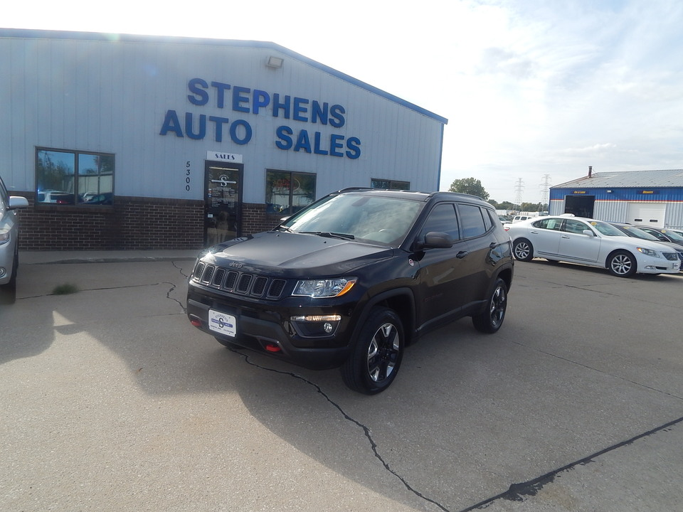 2018 Jeep Compass  - Stephens Automotive Sales